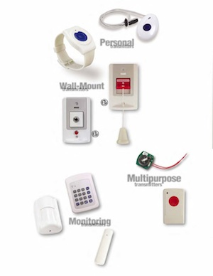 Wireless Nurse Call Devices